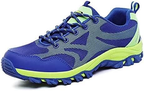Mens Womens Antiskid Breathable Hiking Boots