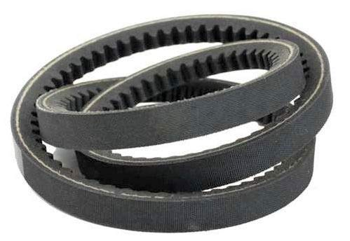 Rubber 1 Band D/&D PowerDrive 3L345 UNIROYAL Industrial Replacement Belt