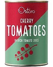 Ortoro - Tomates cherry, 400g (paquete de 12)