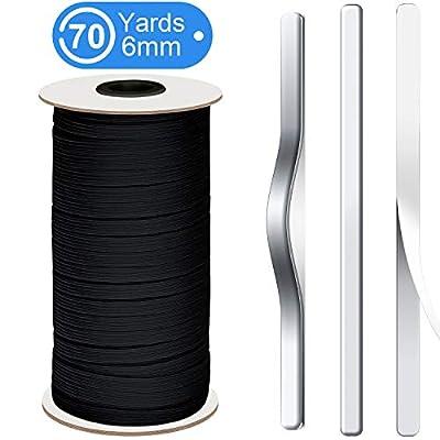 Elastic Band Braided Elastic Cord Stretch Knit ...