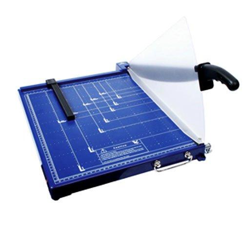 Papier Schneidemaschine bis DIN A3 Papierschneider Hebelschneider Schneidebrett