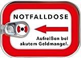 Dosenpost Notfalldose