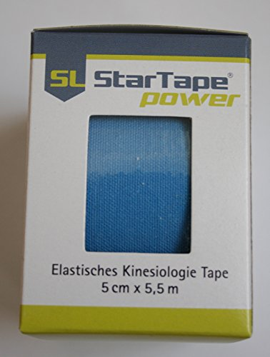 SL Star Tape power, 5cmx5,5m blau