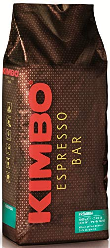 Kimbo Espresso Bar Premium, 1kg Bohne