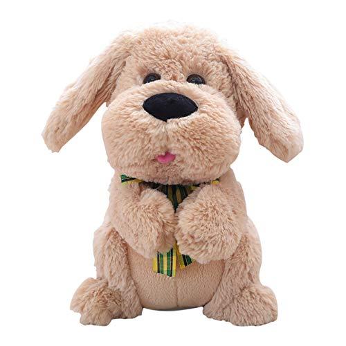 De alta calidad Juguetes de peluche, perro 1PCS los 28CM el
