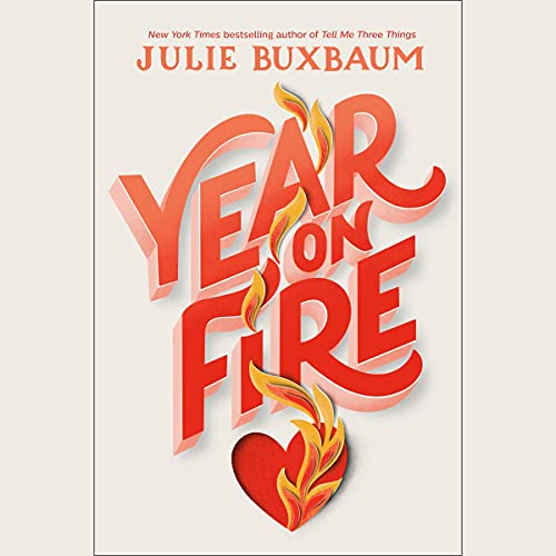 Couverture de Year on Fire