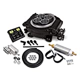 NEW HOLLEY SNIPER EFI SELF-TUNING MASTER KIT,800 CFM,BLACK,4BBL,FUEL INJECTION CONVERSION