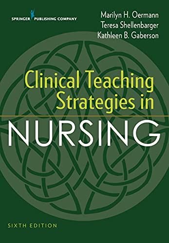 41nqISgEbXS - Clinical Teaching Strategies in Nursing