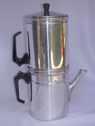 ILSA Napoletana Classica Espressokocher, 12 Tassen, Aluminium