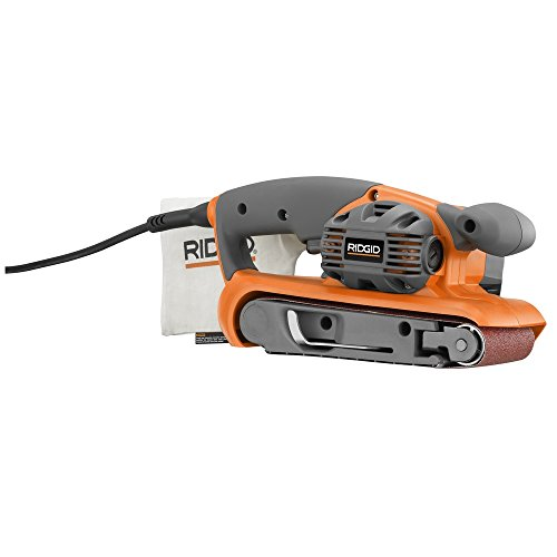 Ridgid Heavy Duty Variable Speed Belt Sander