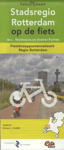 Stadsregio Rotterdam op de fiets: incl. Rozenburg en Voorne Putten