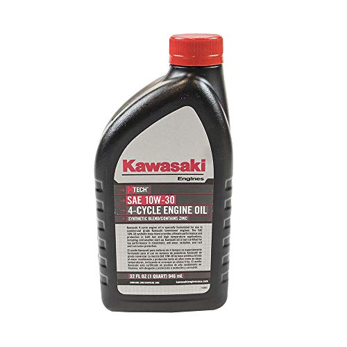 Kawasaki 99969-6081 K-Tech SAE 10W-30 4-Cycle Engine Oil