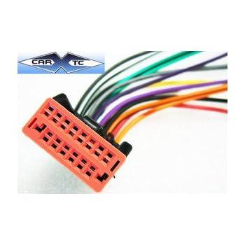 Amazon.com: Stereo Wire Harness Lincoln Towncar 95 96 97 (car Radio Wiring  Installation p.: AutomotiveAmazon.com