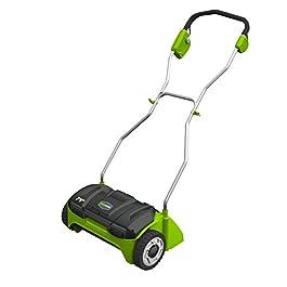 Greenworks Scarificateur électrique – 2505007