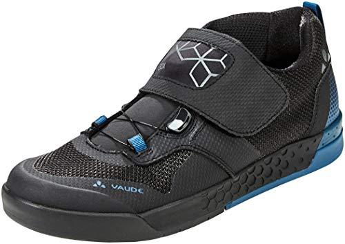 VAUDE Unisex AM Moab Tech Mountainbike Schuhe, Baltic Sea, 43 EU