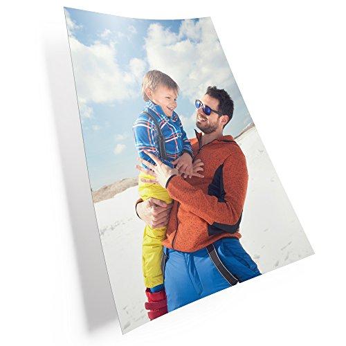 Póster Personalizado con tu Foto - Formato Rectangular 60x90 cm