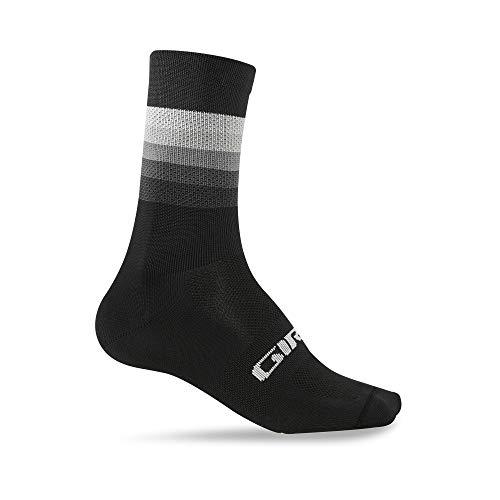 Giro Unisex– Erwachsene Comp Highrise Fahrradbekleidung, Black Heatwave, XL