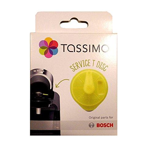 Bosch 621101 reiniger voor koffiemolen, geel