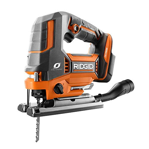 Ridgid 18-Volt OCTANE Cordless Brushless Jig Saw (Tool Only), (Bulk Packaged, Non-Retail Packaging)