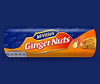 McVities Ginger Nuts - 24 X 250 g