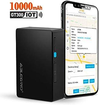 Ablegrid 10000mAh Real-time GPS Tracker with Global SIM Card