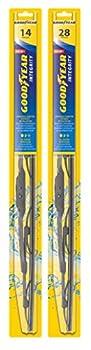 Goodyear Integrity Windshield Wiper Blades 28 Inch & 14 Inch Set