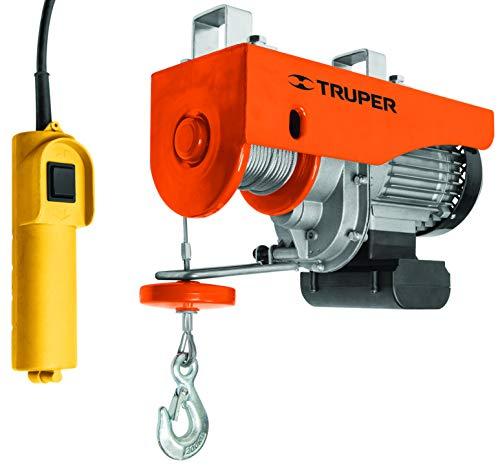 Truper POLE-400, Polipasto eléctrico, 400 kg
