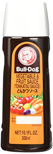 Bull-Dog Tonkatsu Sauce, 10.1-Ounce Units (Pack of 3)