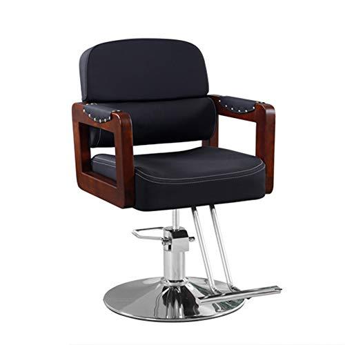 GYJ Friseursalon-stoel-accessoires, verbeterde schoonheidsuitrusting, krachtige hydraulische pomp kappersstoel, aanspreuk voor de stylist vrouwenman, eenvoudig en elegant