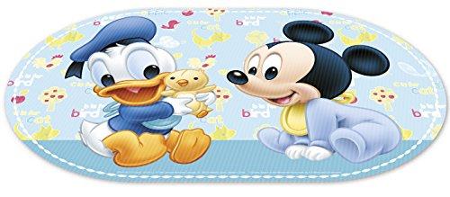 Set de table ovale décalé Mickey Mouse Baby