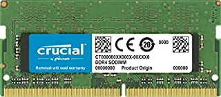 Crucial RAM 32GB DDR4 3200 MHz CL22 Laptop Memory CT32G4SFD832A (B07ZLC7VNH)   Amazon price tracker / tracking, Amazon price history charts, Amazon price watches, Amazon price drop alerts