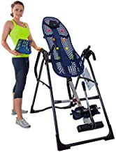Teeter FT-1 Inversion Table, Extended Ankle Lock Handle, FDA-Registered