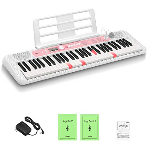 CASIO(カシオ) 61鍵盤 電子キーボード LK-312 [光ナビゲーション]