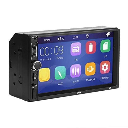 ROMACK 2 DIN MP5, Pantalla Tft HD de 7 Pulgadas, Radio MP3, Experiencia de conducción cómoda