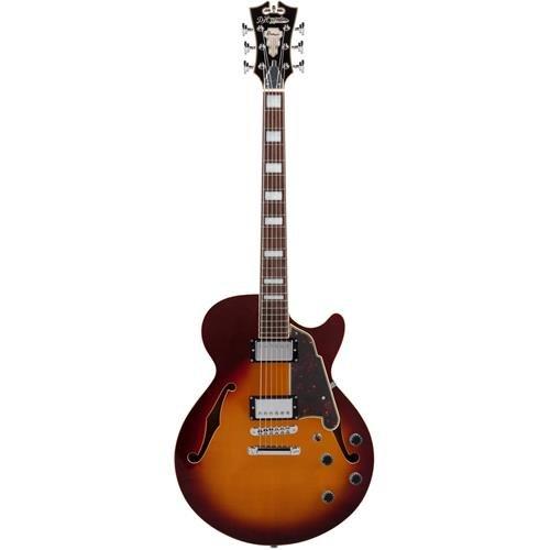 Cheap D Angelico Premier SS Kurt Rosenwinkel Signature Semi-Hollow Electric Guitar - Honey Burst Black Friday & Cyber Monday 2019