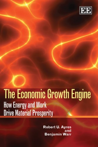 Ayres, R: The Economic Growth Engine (The International Institute for Applied Systems Analysis)