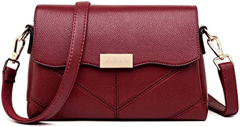Yukun Handtasche Mode Umhängetasche Damen Tasche Crossbody Leichte Wasserdichte Nylon Oxford Travel, Schwarz B07L1R165D  Hohe Qualität und Wirtschaftlichkeit
