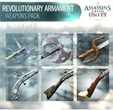 Assassin's Creed Unity Revolutionary Armaments Pack - PS4 [Digital Code]