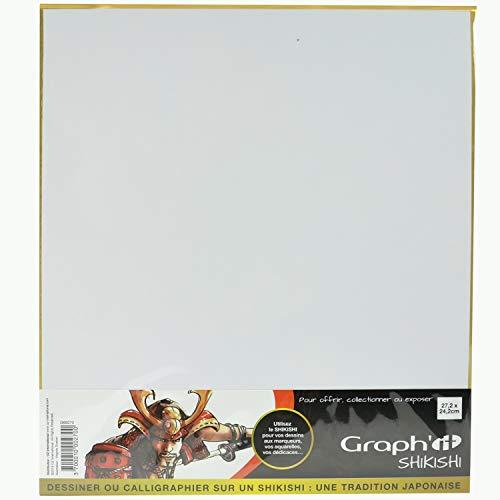 Graph'IT - Bote de Shikishi 272 x 242 mm – Portatil grande GI00270