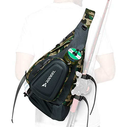 Rodeel Sling Backpack for Fly Fishing