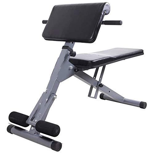 Sit Up Bench Roman Chair Zurück Hyper-Erweiterung Ab Bench Bauchmuskeln Übung Bank, Krafttraining Ausrüstung