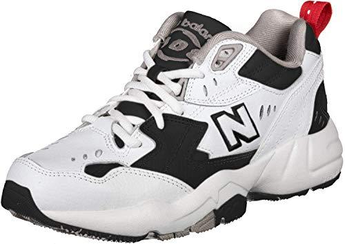 New Balance NB SS20, Sneaker Mujer, Black, 32 EU