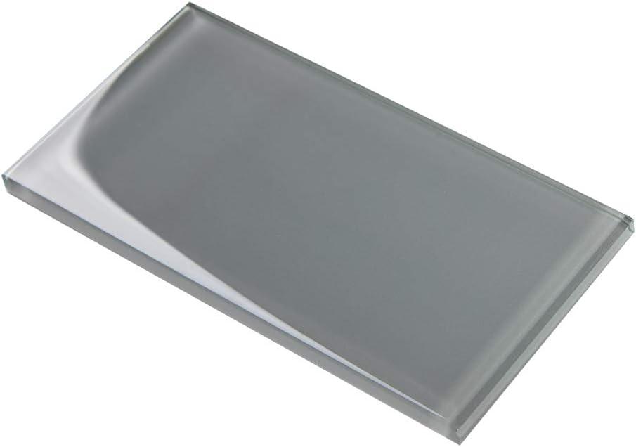 Soulscrafts Glass Subway Tile for Sh Max 63% OFF Bathroom Ranking TOP9 Backsplash Kitchen