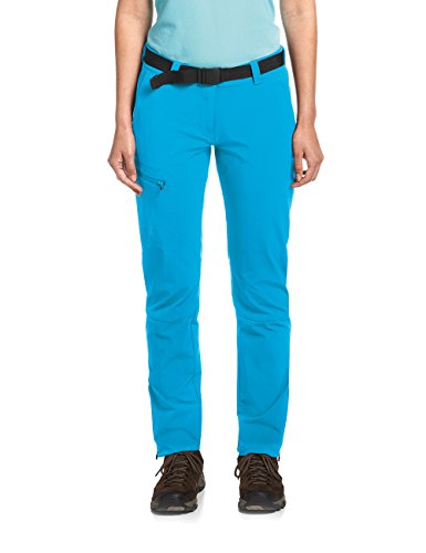 maier sports femme Inara slim pantalon de randonnée , bleu ( Océan ), 42