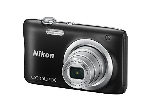 Nikon Coolpix A100 Fotocamera Digitale Compatta