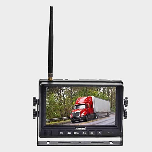 Haloview M7108/RD7 7'' 720P HD Digital Wireless Rear View Monitor