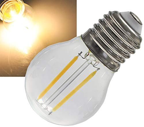 ChiliTec LED Tropfenlampe E27