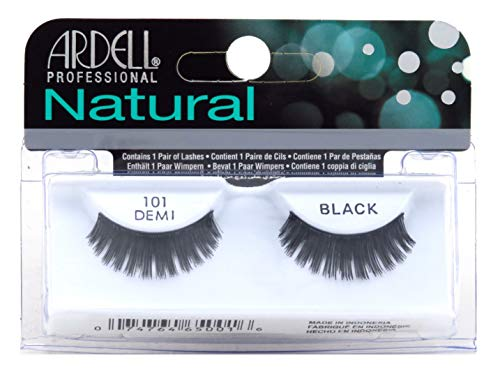 Ardell Natural Lashes #101 Demi Black by Ardell