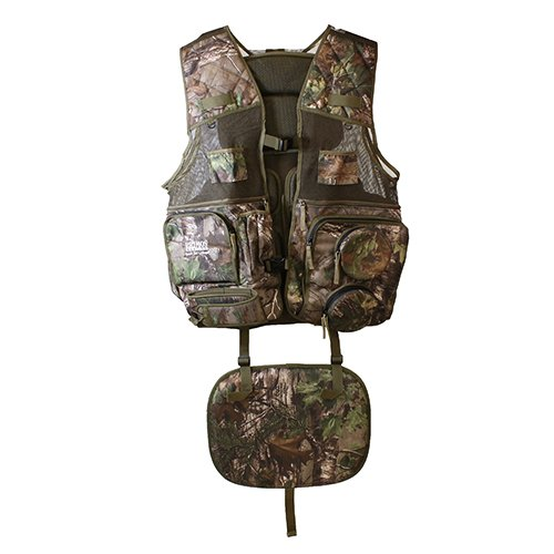 Primos Gobbler Vest, Realtree Xtra Green, Medium/Large
