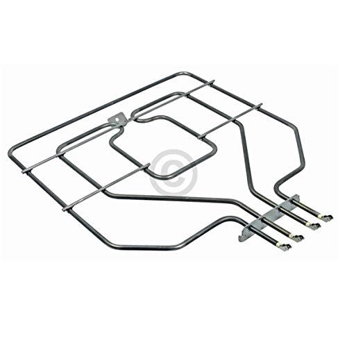 DL-pro Oberhitze Heizelement Heizung 230V für Bosch Siemens Balay 773539 00773539 EGO 20.25899.000 für Backofen Herd